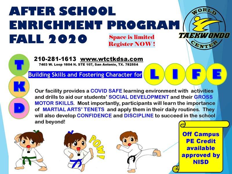 martial-arts-after-school-program-flyer
