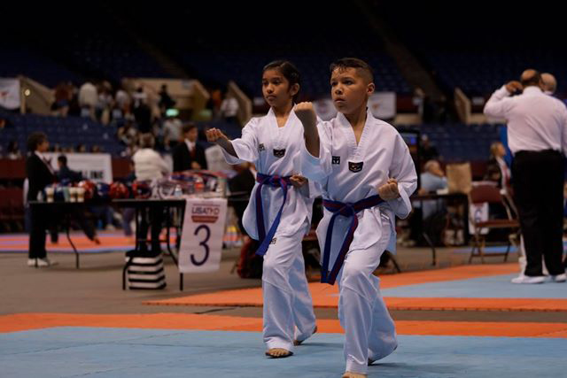 competition-poomsae