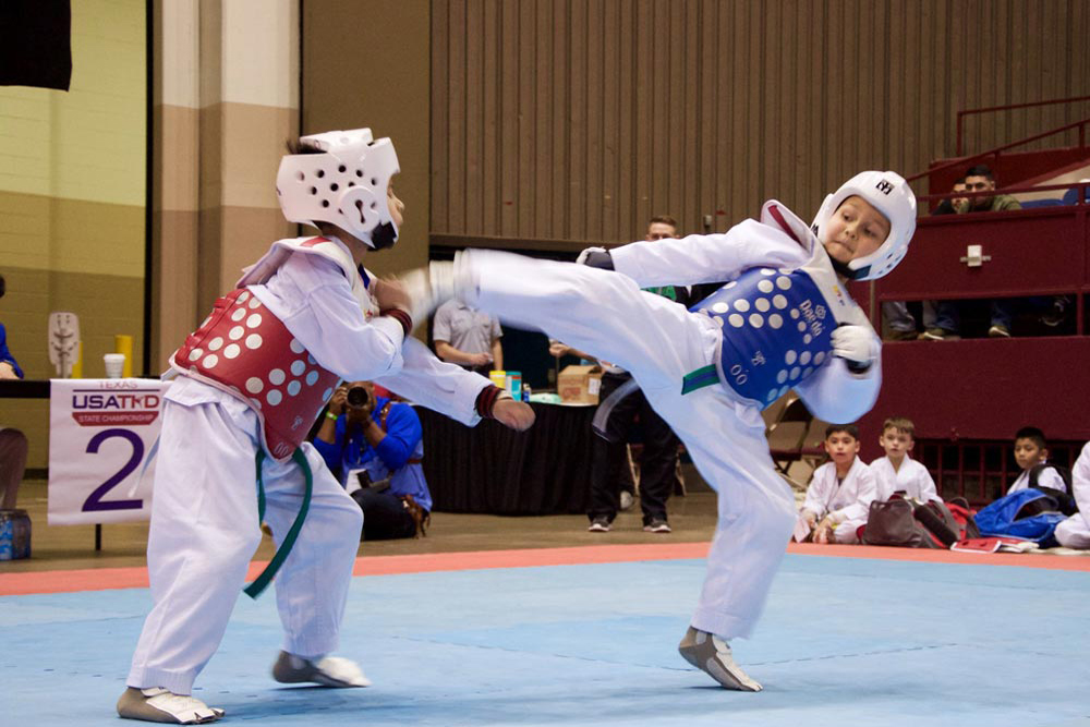 competition-sparring